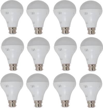 Ryna 5 W Standard B22 LED Bulb