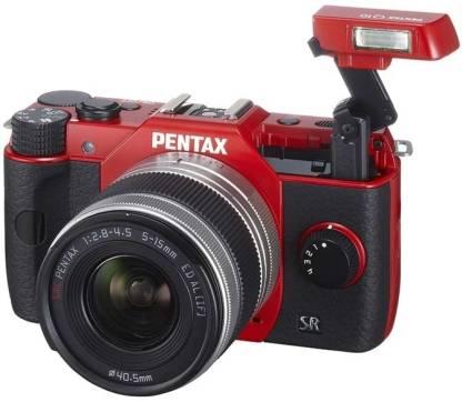 Pentax Q10 5-15 Mirrorless Camera