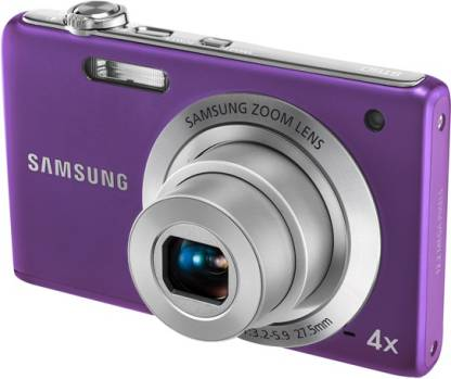 SAMSUNG ST60 4 x zoom lens - 4.9 - 19.6 mm - f/3.2-5.9 Mirrorless Camera