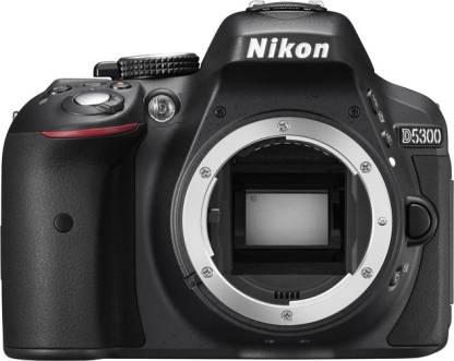 NIKON D5300 DSLR Camera (Body only) (16 GB SD Card + Camera Bag)