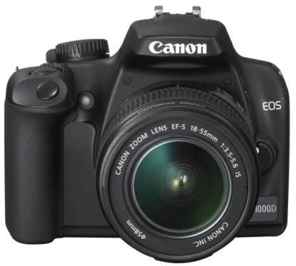 Canon EOS 1000D DSLR Camera (Body only)