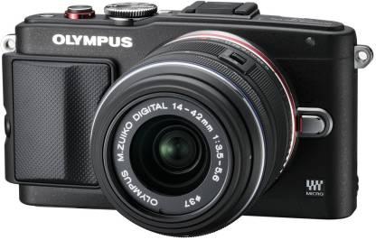 OLYMPUS E-PL6 Mirrorless Camera