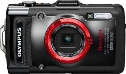 OLYMPUS TG-2 Advanced Point & Shoot Camera