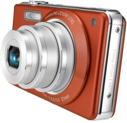 SAMSUNG ST70 14.2MP, 5x Optical Zoom Mirrorless Camera