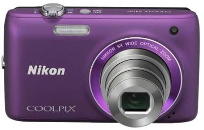 NIKON Coolpix S4150 Point & Shoot Camera