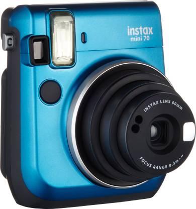 Fujifilm Instax Mini 70 Instant Camera (Blue)