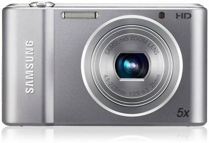 SAMSUNG ST66 F = 4.5 ~ 22.5mm (35mm film equivalent : 25 ~ 125mm) Point & Shoot Camera