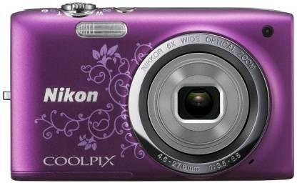NIKON S2700 Point & Shoot Camera