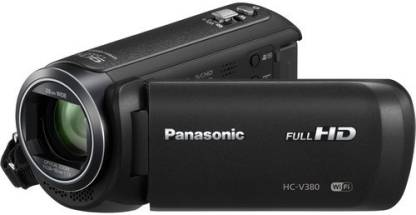Panasonic HC-V380K Full HD Camcorder Camera