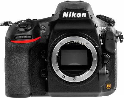 Nikon D810 Body only  DSLR Camera  Body only