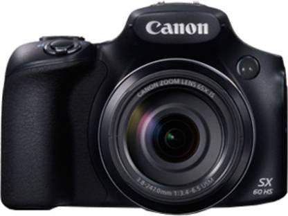 Canon SX60 HS Advanced Point & Shoot Camera