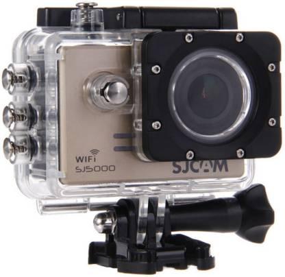 SJCAM 5000 Wifi _122 Lens f= 2.99mm Camcorder Camera