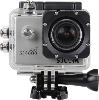 SJCAM Sjcam 4000 Sj _13 Sjcam 4000 Wifi black Sports & Action Camera