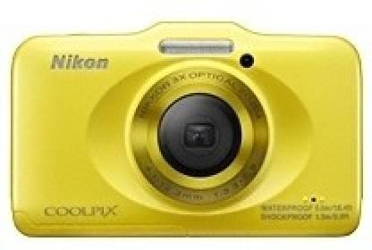 NIKON S31 Waterproof Point & Shoot Camera