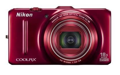NIKON S9300 Point & Shoot Camera