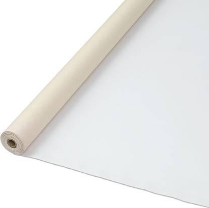 "SKYHawk 21"" X 5 Meter Cotton Medium Grain Canvas Roll (Set of 1)"