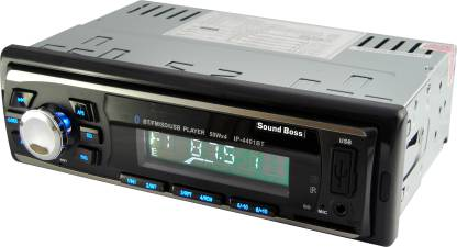 Sound Boss SB-42 Bluetooth Wireless With Phone Caller Id Receiver Car Stereo