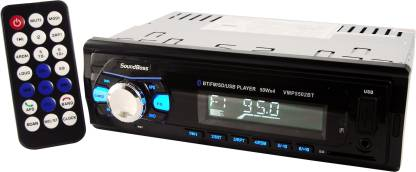 Sound Boss SB-45 Bluetooth Wireless With Phone Caller Id Receiver Car Stereo