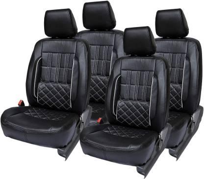 Dios Leatherette Car Seat Cover For Hyundai Eon