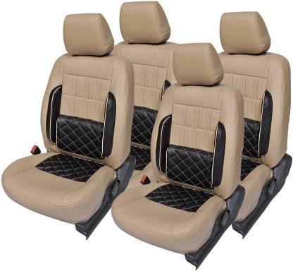 Dios Leatherette Car Seat Cover For Hyundai Grand i10
