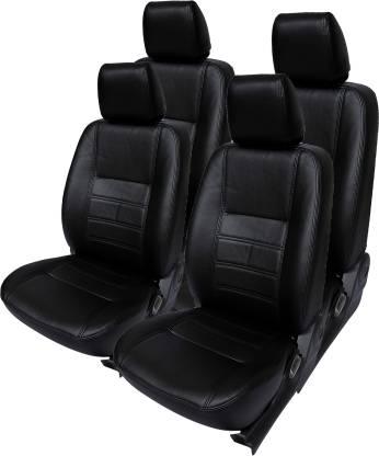Gaadikart Leatherette Car Seat Cover For Tata Safari