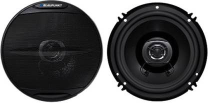 Blaupunkt Blaupunkt Car 6.6 Inches 2-Way Round Speakers Pure Coaxial 66.2 226303 Coaxial Car Speaker