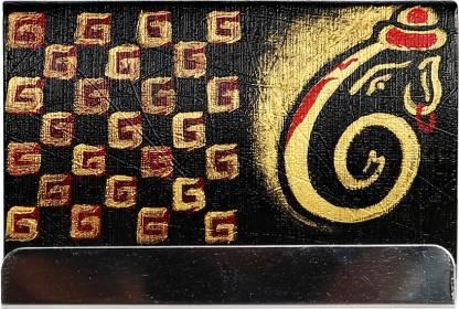 Rang Rage Visiting Card Holder 50 Card Holder