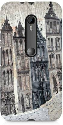 mobicture Back Cover for Motorola Moto G (3rd Generation)