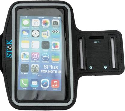 Stok Arm Band Case for Galaxy Note 4,5,, all smart phone under 5.5 inch, Apple iPhone 7,7Plus,6,6Plus,6S,6S plus (5.5-Inch), iPhone 5/5C/5S