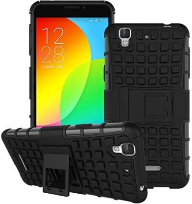 Mobile Mart Back Cover for Micromax Canvas Yureka