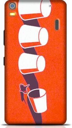Style Baby Back Cover for Lenovo A7000 Plus