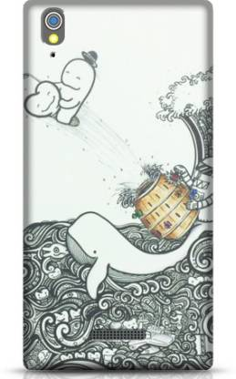 STYLEBABY Back Cover for Sony Xperia T3