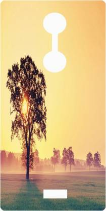 Amagav Back Cover for LYF Wind 7