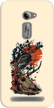 DailyObjects Back Cover for Asus Zenfone 2 ZE500CL