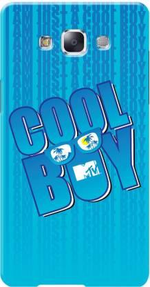 MTV Back Cover for SAMSUNG Galaxy E7