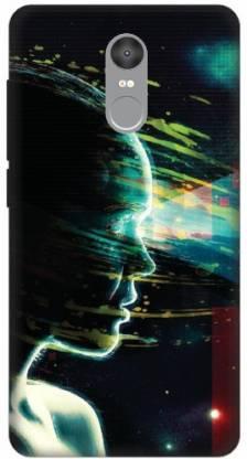 PRINTLAND Back Cover for Xiaomi Redmi Note 4