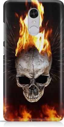 Arcent Back Cover for Mi Redmi Note 4