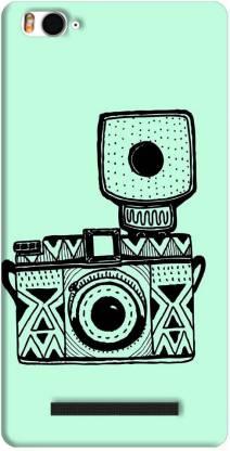 FABTODAY Back Cover for Mi 4i, Xiaomi Mi4i