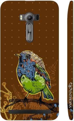 Enthopia Back Cover for Asus Zenfone 2 Laser ZE550KL
