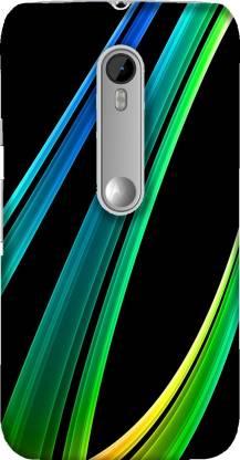 #Uncultured Back Cover for Motorola Moto G (3rd) Gen