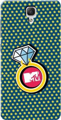 MTV Back Cover for Mi 4