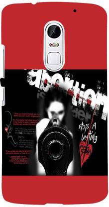 PrintVisa Back Cover for Lenovo Vibe X3