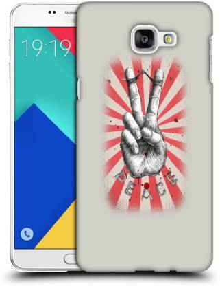 Snoogg Back Cover for SAMSUNG GALAXY A9