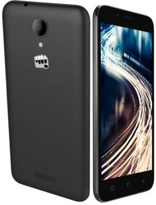 Micromax Canvas Pace 4G (Black, 8 GB)