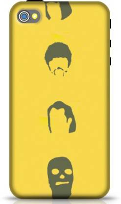 STYLEBABY Back Cover for Apple iPhone 4S