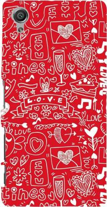 Printvisa floral Back Cover for Sony Xperia X, Sony Xperia X Dual F5122