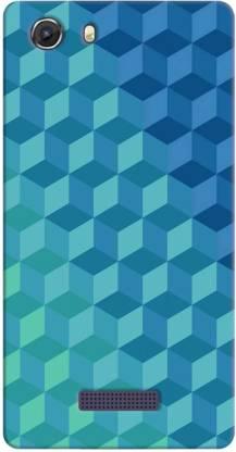 Furnish Fantasy Back Cover for Micromax Canvas Unite 3 Q372, Micromax Unite 3