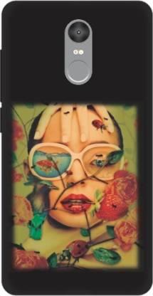 PRINTLAND Back Cover for Mi Redmi Note 4