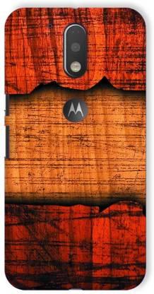 Saledart Back Cover for Motorola Moto G Plus 4th Generation Moto G4 Plus
