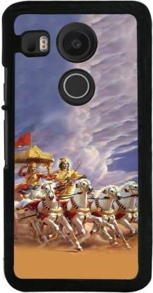Fiobs Back Cover for LG Nexus 5X, LG Google Nexus 5X New